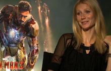 """""""Iron Man 3"""" cast talk Tony Stark's return"""