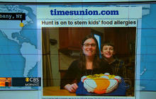 Headlines: Food allergies in children on the rise
