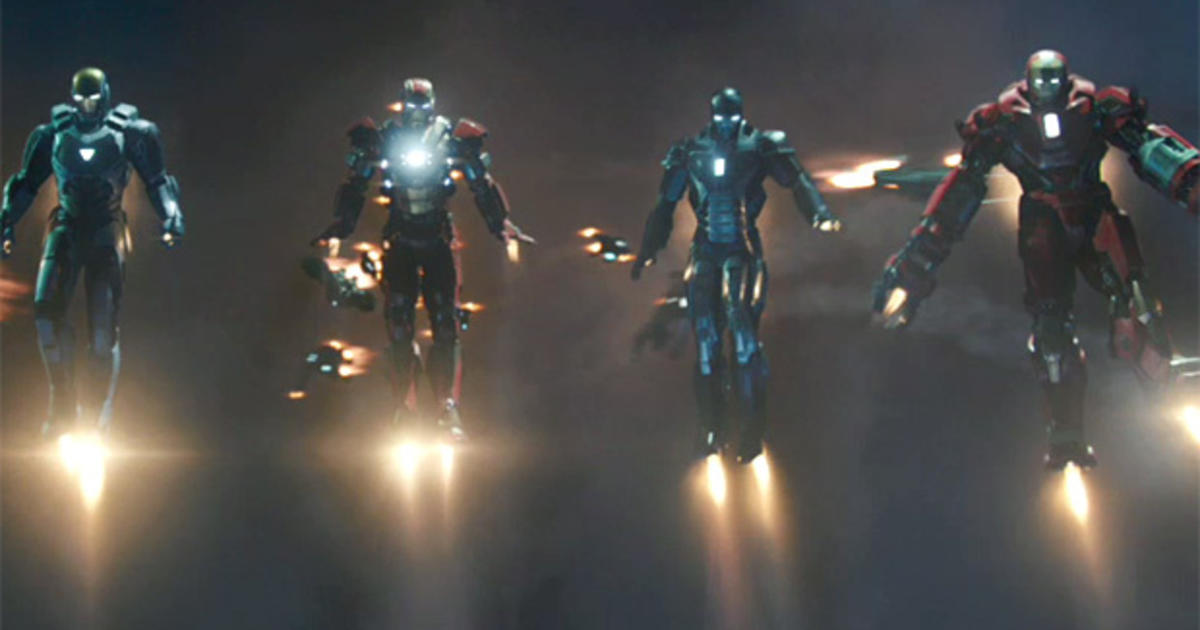 """Iron Man 3"" pulls in $175M in U.S. opening"