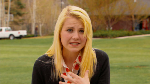 Elizabeth Smart reacts to Cleveland kidnapping