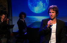 """Second Cup Cafe: Josh Groban sings """"The Moon's a Harsh Mistress"""""""