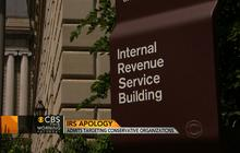 Political target scandal at the IRS