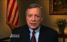 """The witch hunt continues"" on Benghazi, Durbin says"