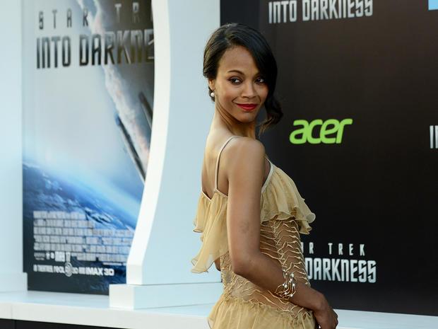 """Star Trek Into Darkness"" premieres in Los Angeles"