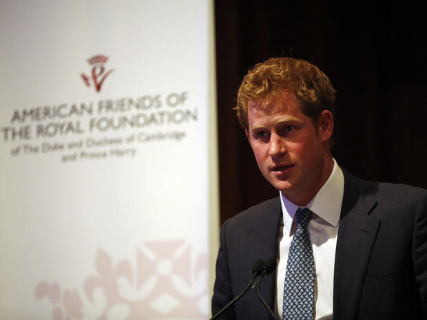 Prince Harry visits New Jersey, New York