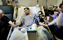 Boston Bombing: On the road to recovery
