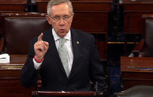 "Reid: House Republicans have ""lost their minds"""