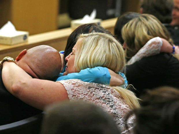Relatives of Travis Alexander speak at Arias trial