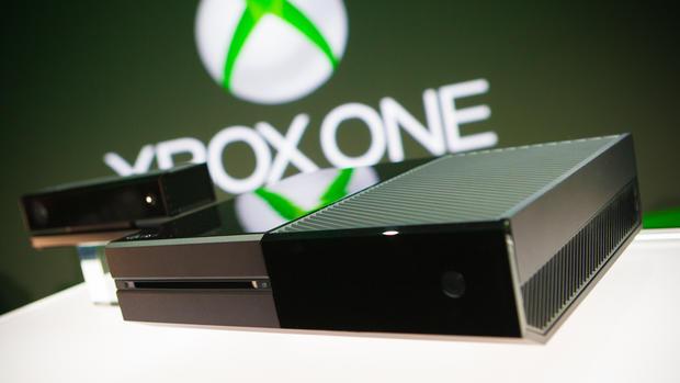 Microsoft announces Xbox One