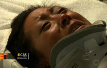 Pregnant teacher used body to shield kids from tornado