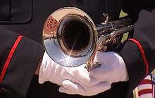 """Bugle player on why we play """"Taps"""""""