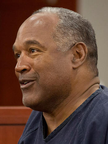 O.J. Simpson on trial
