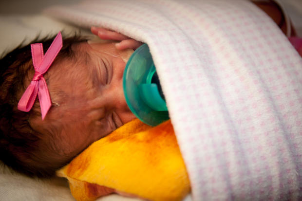 Quintuplets welcomed by Utah parents