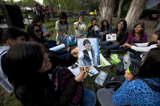 Peru's K-Pop invasion