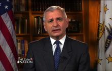 Focus on political resolution in Syria, says Sen. Reed