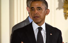 "Obama: ""No shame"" in mental illness"