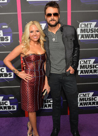 CMT Awards 2013 red carpet