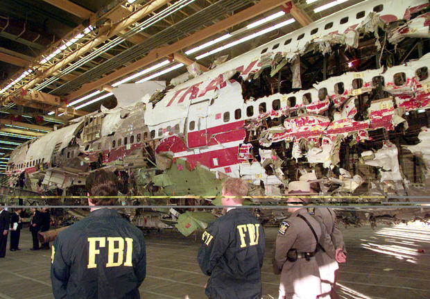 TWA Flight 800 disaster - a look back