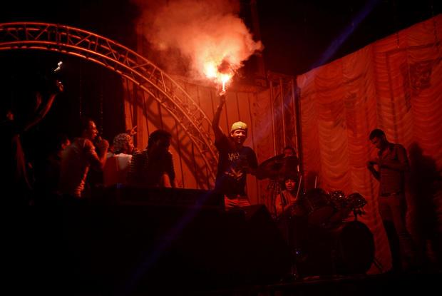 Egypt's underground rock scene