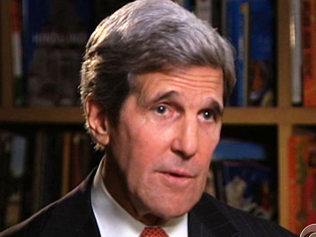 Secretary of State John Kerry said the U.S. is doing everything it can do to apprehend Edward Snowden.