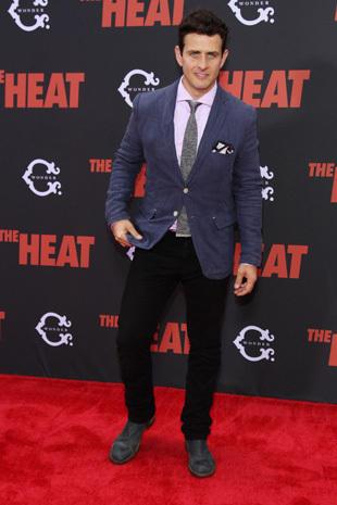 """""""The Heat"""" premieres in N.Y."""