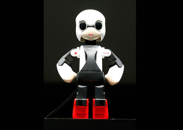 Japanese talking robot Kirobo