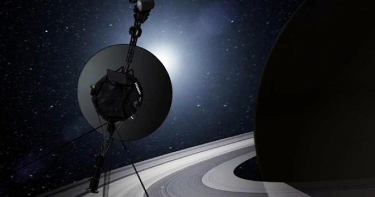 NASA's Voyager 1 craft enters unfamiliar space