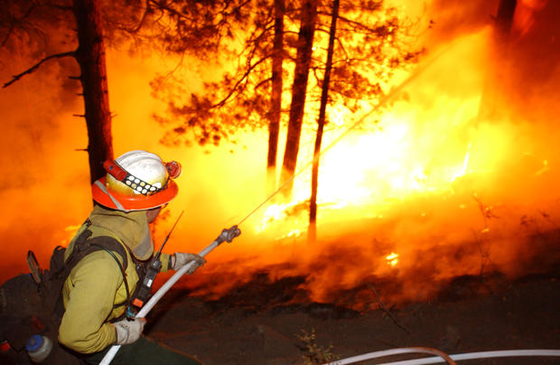 Hotshots: America's elite firefighters