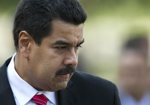 Venezuelan President Nicolas Maduro in Moscow