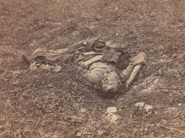 The Civil War: The birth of photojournalism