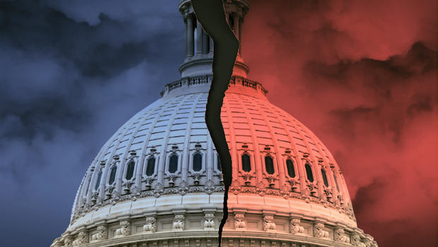 Congress divided