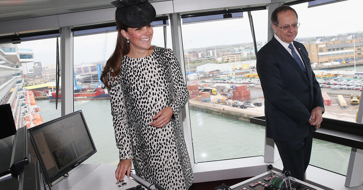 Royal Baby Past Its Due Date Cbs News