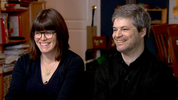 Charles Lenchner and his girlfriend Alison Gibson plans on getting health insurance through an exchange set up by New York State and through President Obama's Affordable Care Act.