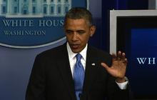 "Obama calls for ""soul-searching"" in wake of Zimmerman verdict"