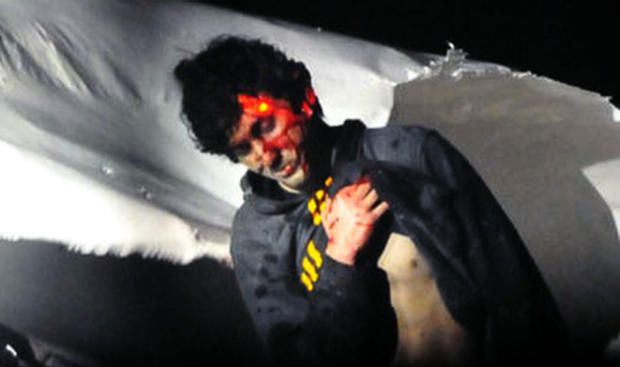 Boston police photog suspended for releasing bombing suspect photos