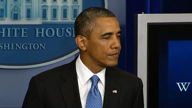 """President Obama: """"Trayvon Martin could've been me 35 years ago"""""""