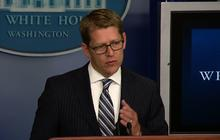 "WH ""confident"" Congress can avoid ""flirtation"" with gov't shutdown"