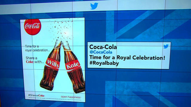 Royal baby: American businesses seek to capitalize on birth
