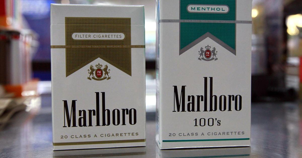 List of Liverpool cigarettes Marlboro brands