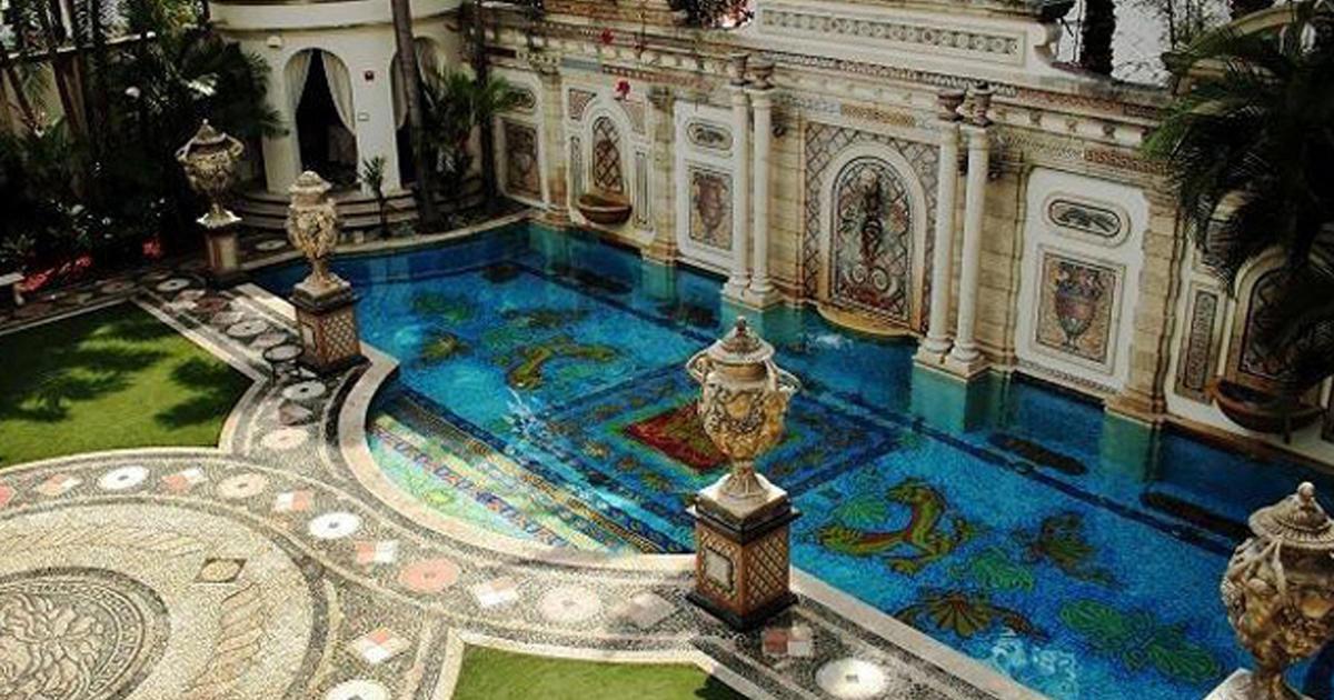 Versace Home Miami casa casuarina versace s miami mansion pictures cbs