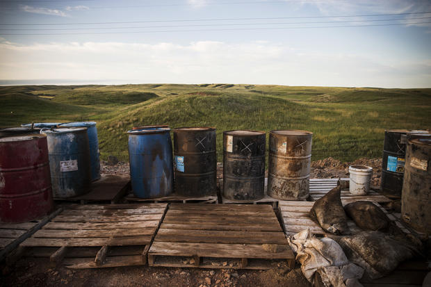 North Dakota's oil boom