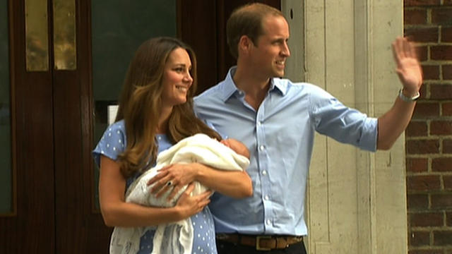 Royal baby name: Fit for a king?