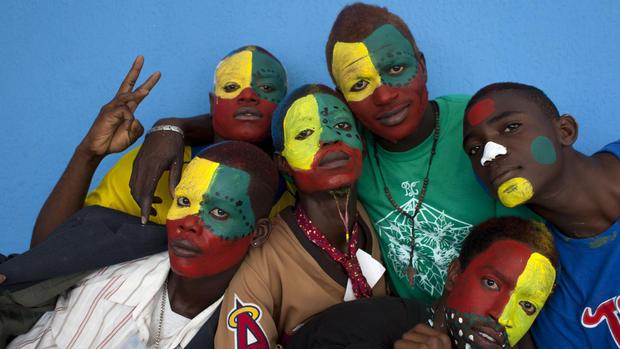 "Haiti's ""Carnival of Flowers"""