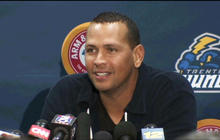"Alex Rodriguez: ""It's not time for me to hang it up"""