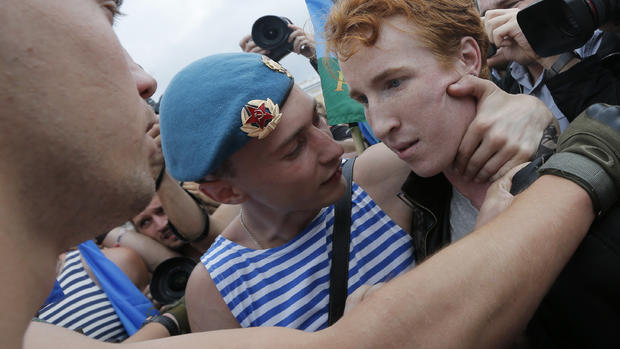 Russia's gay rights problem