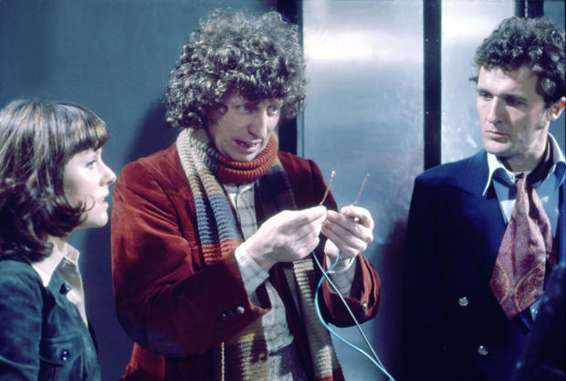 """Doctor Who"" through the years"