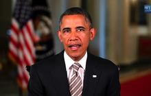 """Obama: Job growth won't come from """"gimmicks"""""""