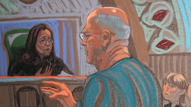 Whitey Bulger won't testify on his own behalf