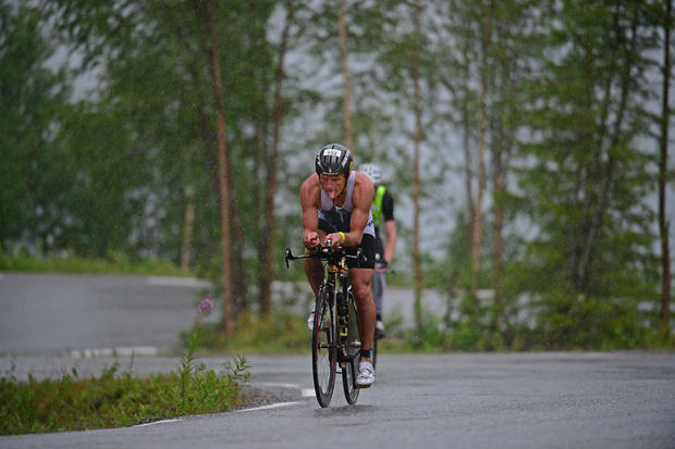 Norway's extreme triathlon