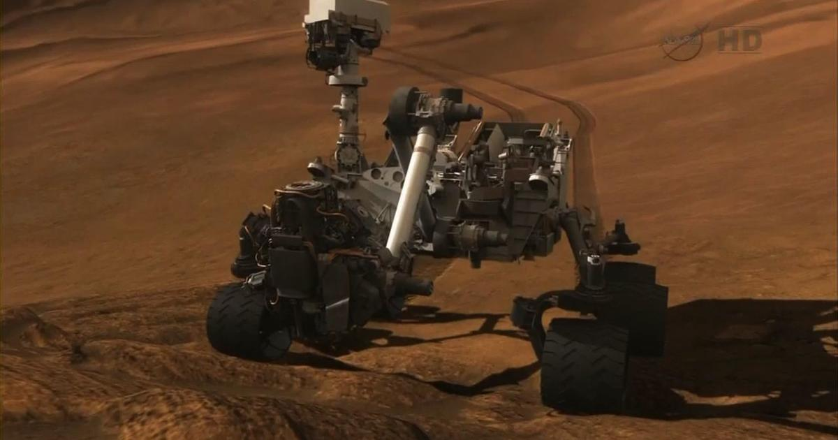 mars rover findings - 1280×720